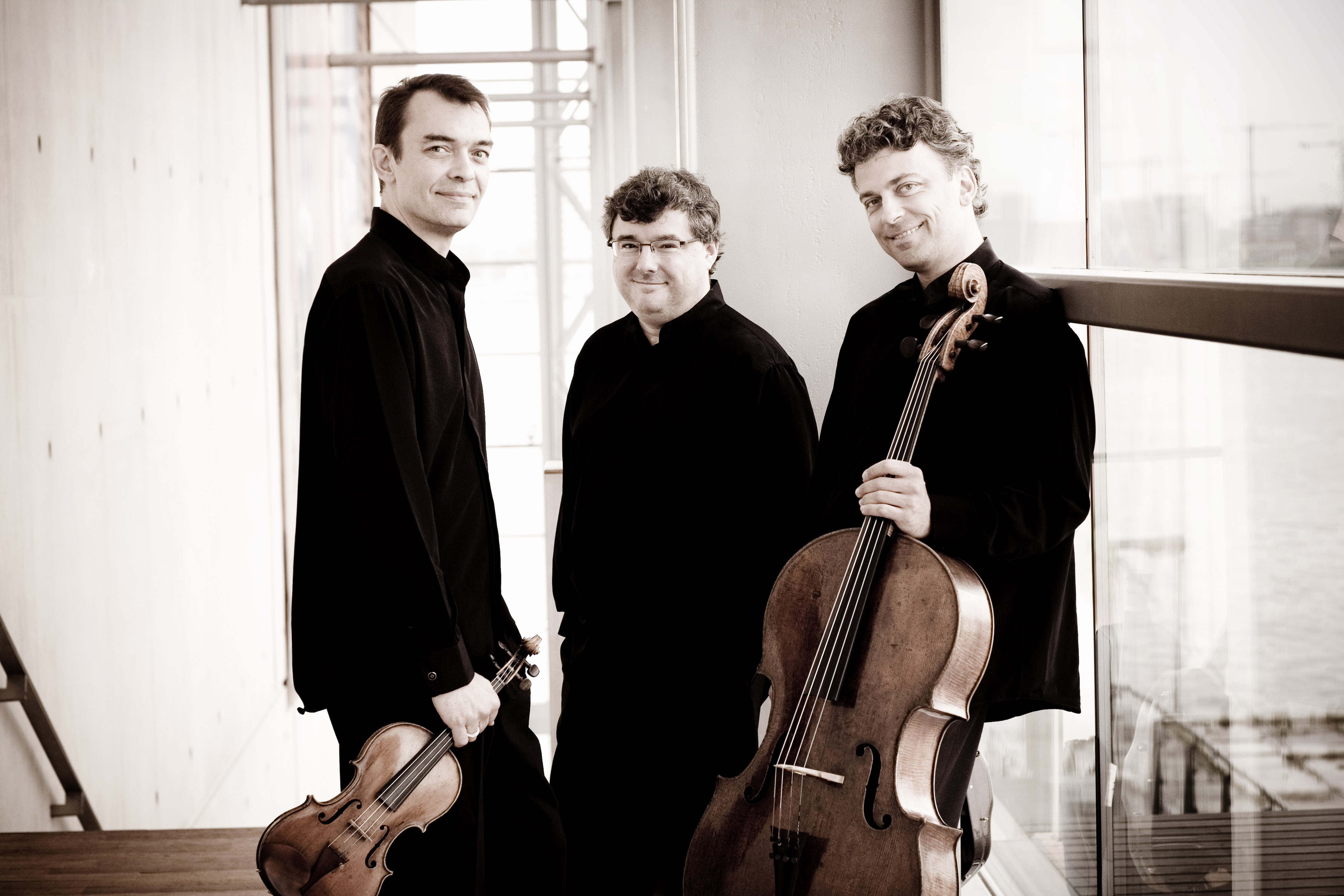 Foto Trio Wanderer